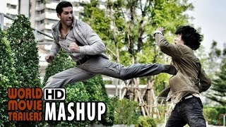 SCOTT ADKINS 'Ultimate Fight' Mashup (2015) HD