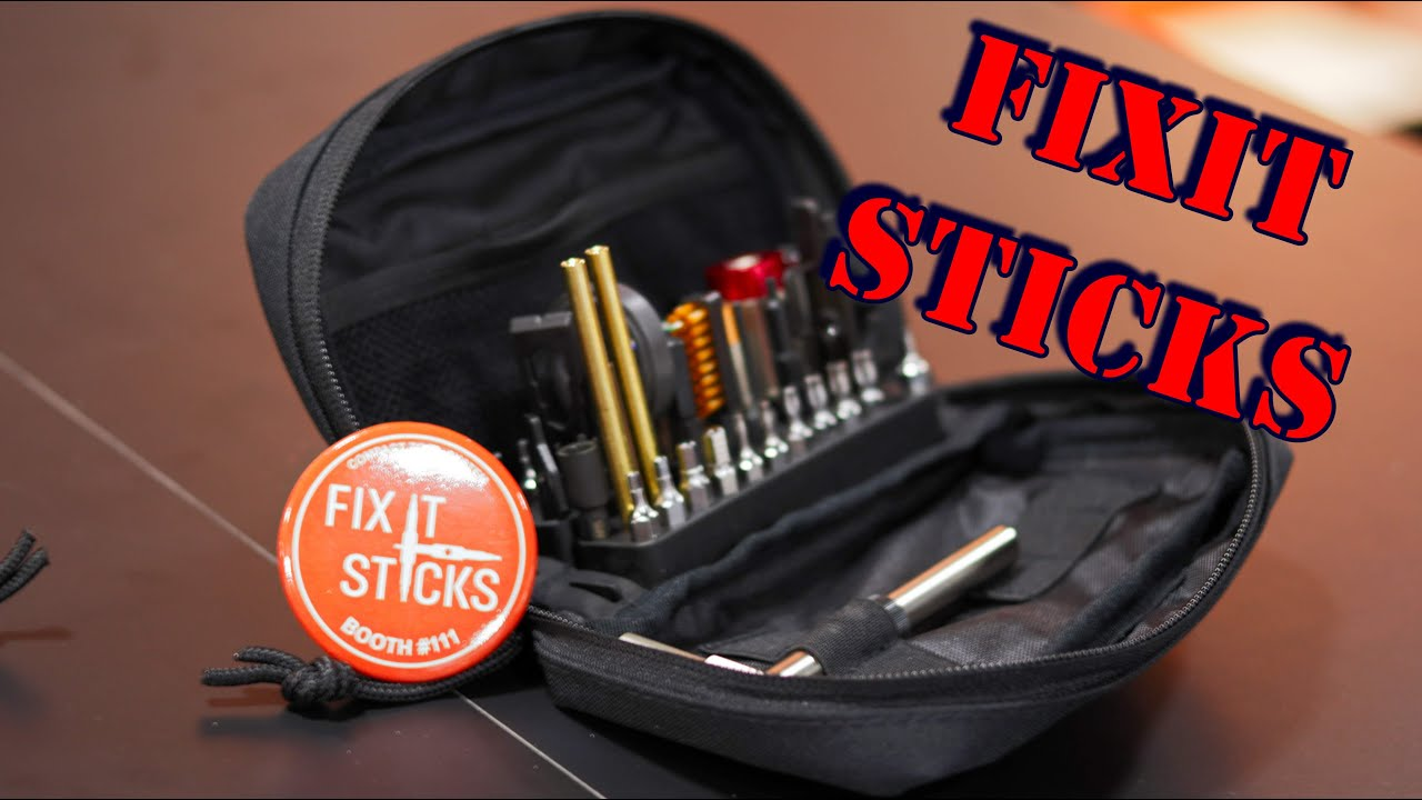 All in One Shooting Tool Fix It Sticks SHOT Show 2020
