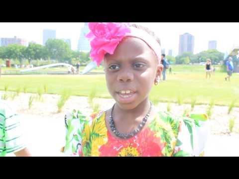 Adja's Trip to Senegal 2017.