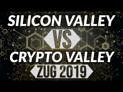 Blockchain Summit 2019 in Zug   Silicon Valley vs Crypto Valley