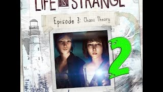 Life Is Strange: Episode 3 (Chaos Theory) - Parte 2 - Victoria Re Putaza - en Español by Xoda