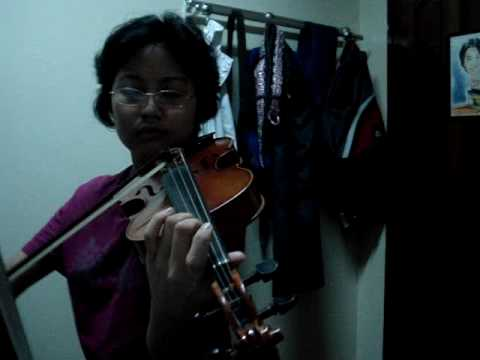 Bach Prelude from Suite No. 1 (Violin)