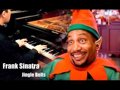 frank sinatra jingle bells piano cover