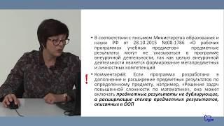 СПб АППО. Реализация ФГОС. Внеурочная деятельность в условиях реализации ФГОС общего образования