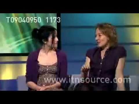 Andrea Corr & Niamh Cusack  About 'Dancing at Lughnasa' 2009