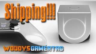 New Console Ouya Shipping