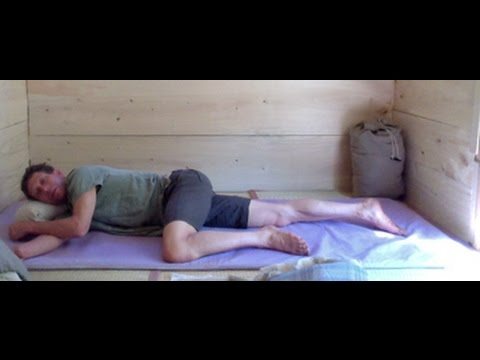 Sleeping on the Floor How and Why - YouTube