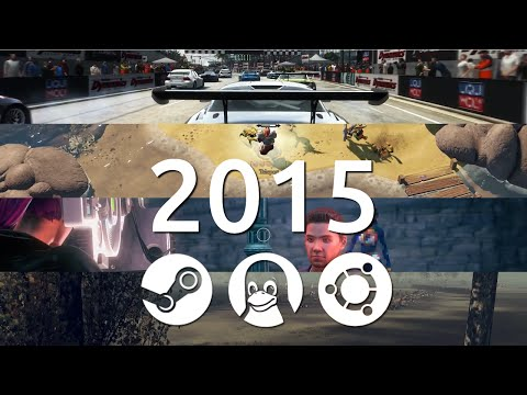 Top 5 Linux Games Of 2015