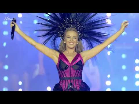 Kylie Minogue reinvents hits for 2019 Golden tour of Australia Mp3