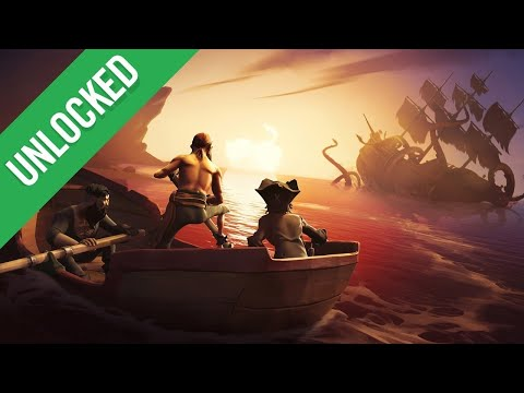 Talking Sea of Thieves With Rare Boss Craig Duncan - Unlocked 333