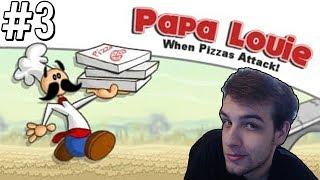 NAJGORSZA Z CEBUL! - Papa Louie #3