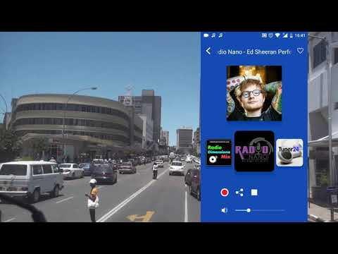 Namibian Radio Live (Online Mobile app For android) / Namibia Radio Stations