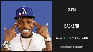 [2.57 MB] DaBaby - Backend (Baby on Baby)