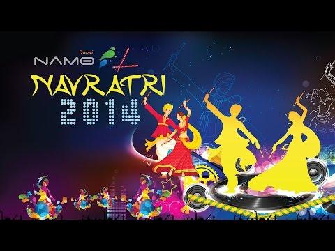 Namo Navratri 2014 photo slide show