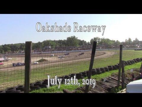Hell Tour 2019 Oakshade Raceway Night 1