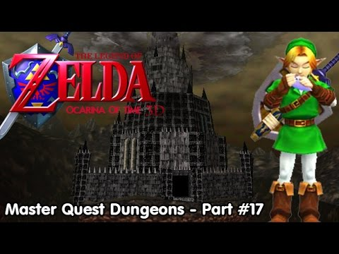 Slim Plays Ocarina of Time 3D (Master Quest Dungeons) - Part 17
