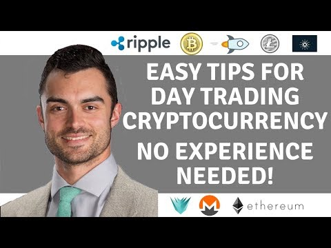 EASY TIPS FOR DAY TRADING CRYPTO AS A BEGINNER