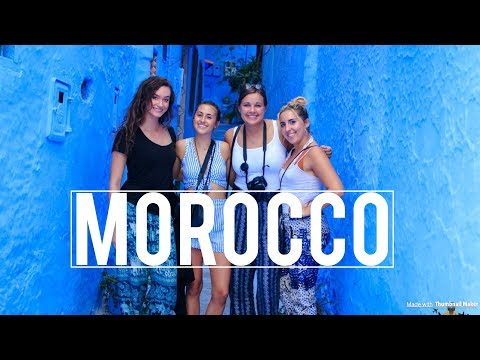 Morocco || Study abroad weekend trip