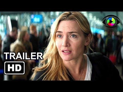 THE MOUNTAIN BETWEEN US Trailer (2017) | Kate Winslet, Idris Elba, Dermot Mulroney