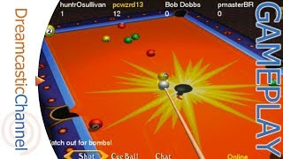 Game Night UK Highlights: Maximum Pool | 2/24/2019 | Dreamcast Online Multiplayer