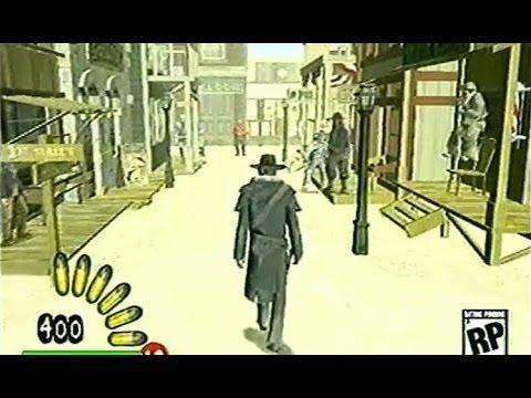 Red Dead Revolver | PS2 | Trailer E3 2002