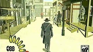 Red Dead Revolver PS2 Trailer E3 2002