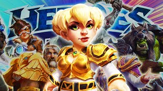 SQUADRON LIVE! CHROMIE TIME! | Heroes of the Storm Team Gameplay!