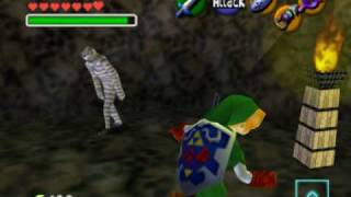 "Legend of Zelda Ocarina of Time Walkthrough 12 (2/5) ""Shadow Temple: Part 1"""