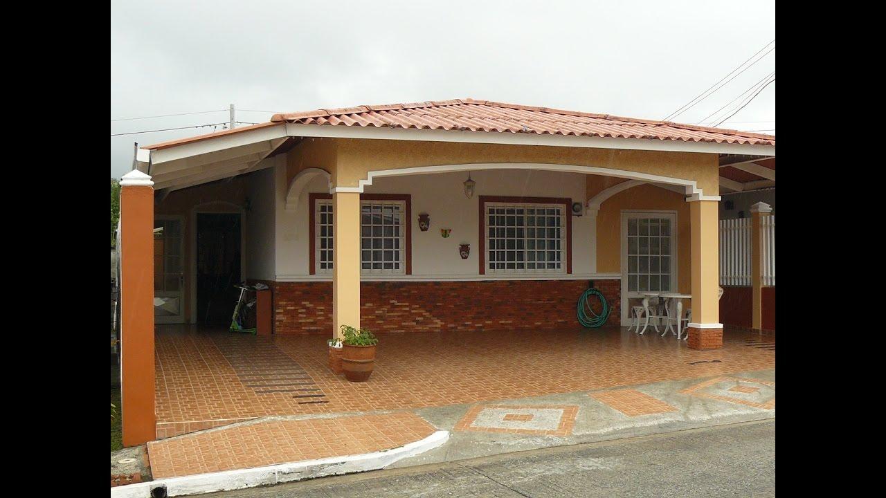 Casa en venta en villa zaita panama bien mantenida de 4 for Terrazas traseras