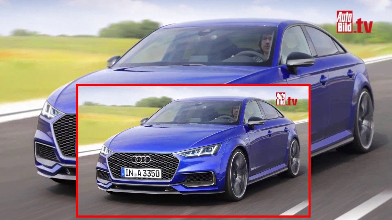 Zukunftsaussicht Audi A3 Sportcoup 233 2019 Youtube