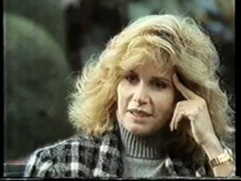 Nie hart, aber herzlich - Stefanie Powers & Mother Julie - Interview for German TV 1989