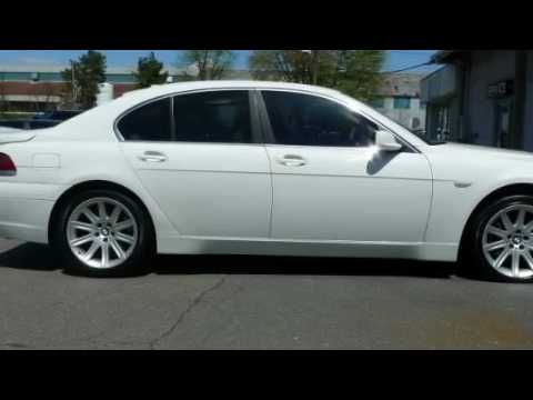 Used BMW I Bristol CT YouTube - 2002 bmw 745i price
