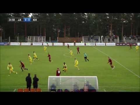 JJK-Klubi 04 1-1 (1-1) 29.6.2018 - Maalikooste
