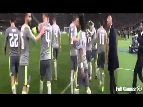 Cristiano Ronaldo Goal   Roma vs Real Madrid 0 1 Champions League 2016 HD