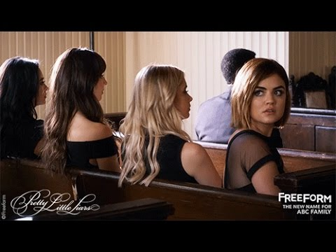 Download Pretty Little Liars  6x11 - Charlotte's Court Hearing & Funeral