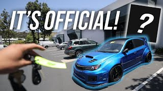 It's OFFICIAL | This STI is AMAZING!