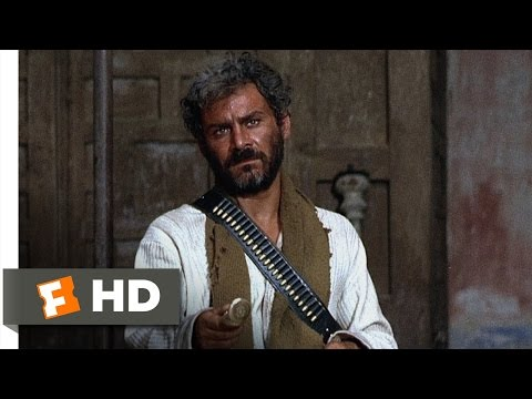 For a Few Dollars More (3/10) Movie CLIP - The Musical Pocket Watch (1965) HD