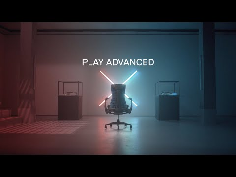 Introducing the Herman Miller x Logitech G Embody Gaming Chair
