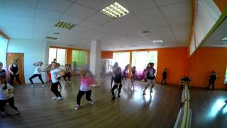 "Britney Spears – Gimme more choreography by MR Snow - (part 3) - DT ""Latinich"""