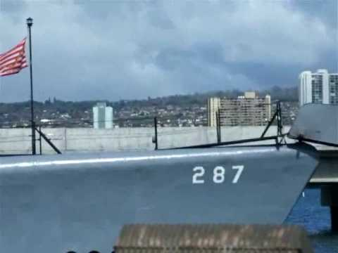 The Pacific Fleet Submarine Memorial