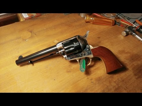 Uberti Cattleman II (Colt 1873 Replica in 357 Mag.) - Review and First Impressions