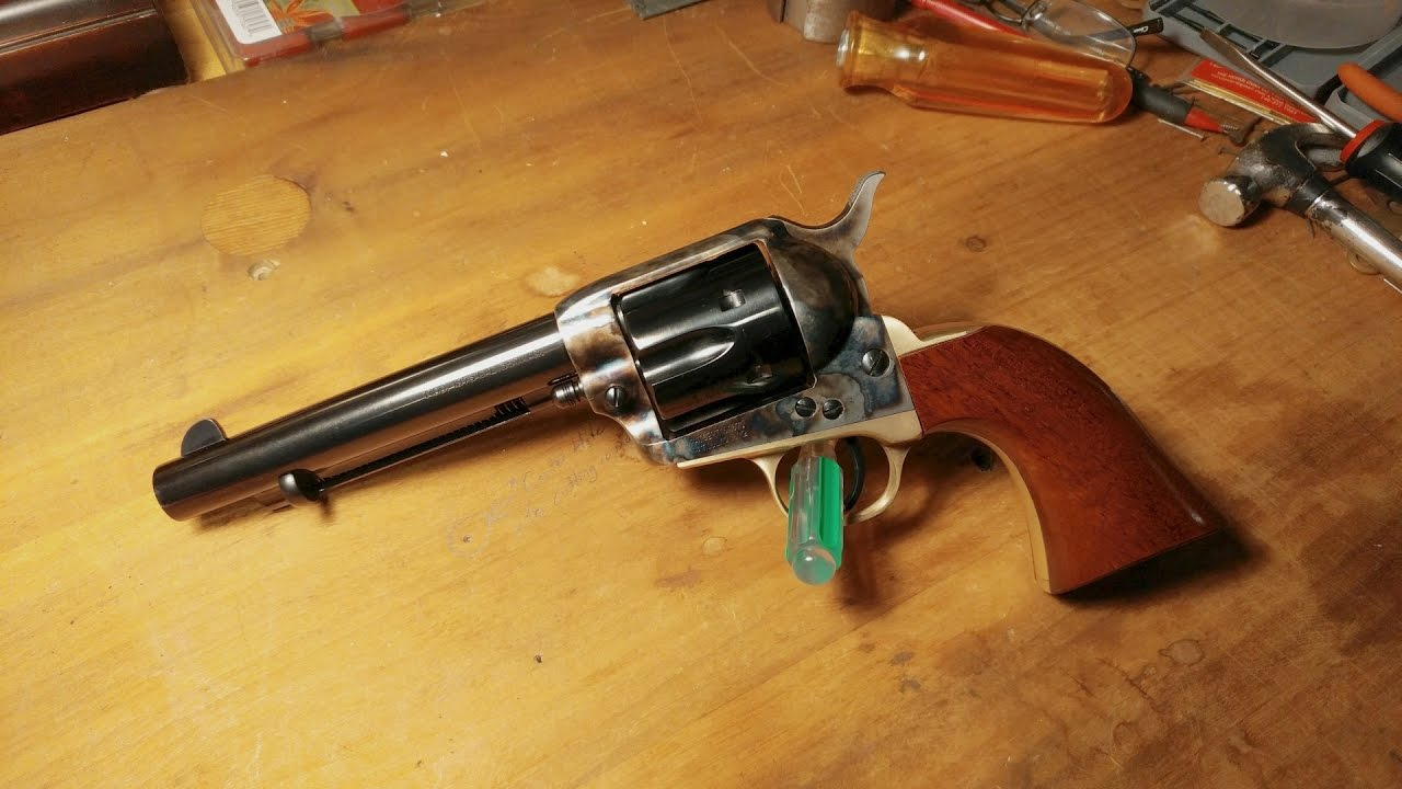 uberti cattleman ii colt 1873 replica in 357 mag review and