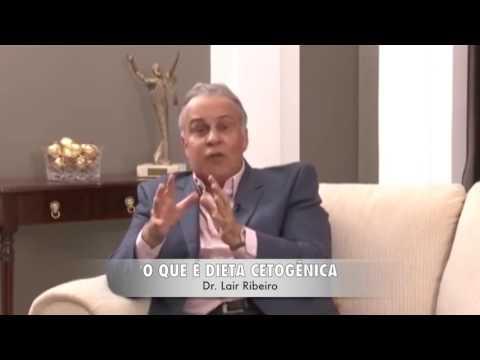 Dr. Lair Ribeiro - O QUE É DIETA CETOGÊNICA