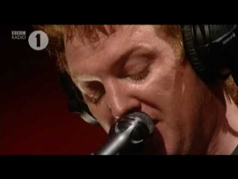 Them Crooked Vultures @ BBC Radio 1 - New Fang
