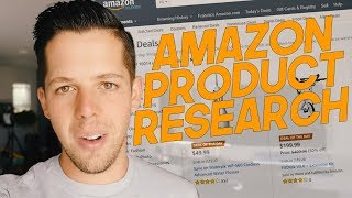 How to Think About PRODUCT RESEARCH like a 7 Figure Amazon Seller