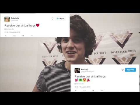 Happy 21st Birthday Bradley Simpson - A letter in tweets