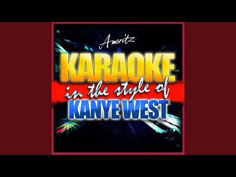 Drive Slow In the Style of Kanye West Instrumental Version
