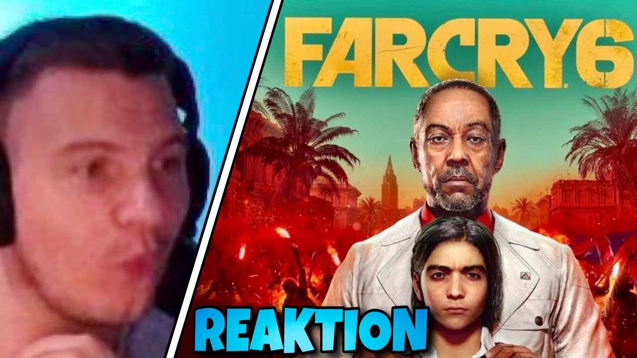 FAR CRY 6 Trailer 😍 - ZOQQER Reagiert