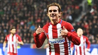 Antoine Griezmann - The HERO 2017 | Skills & Goals | HD