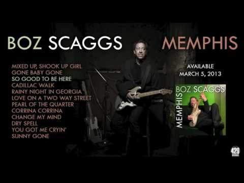 Boz Scaggs - MEMPHIS - Album Pre-View